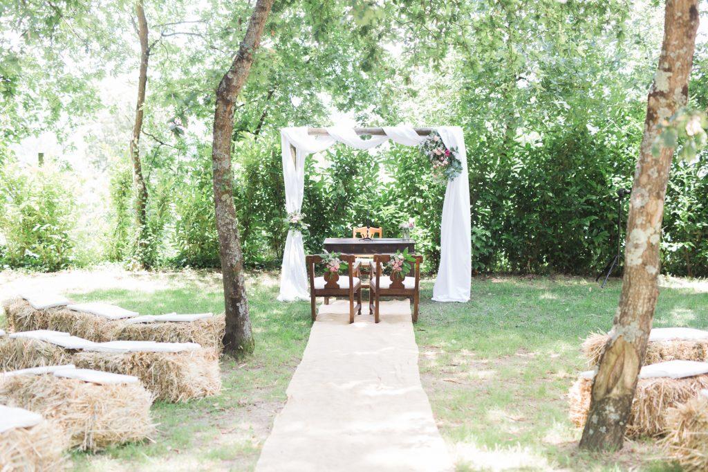 Cerimónia Civil - Casamento Quinta da Eira