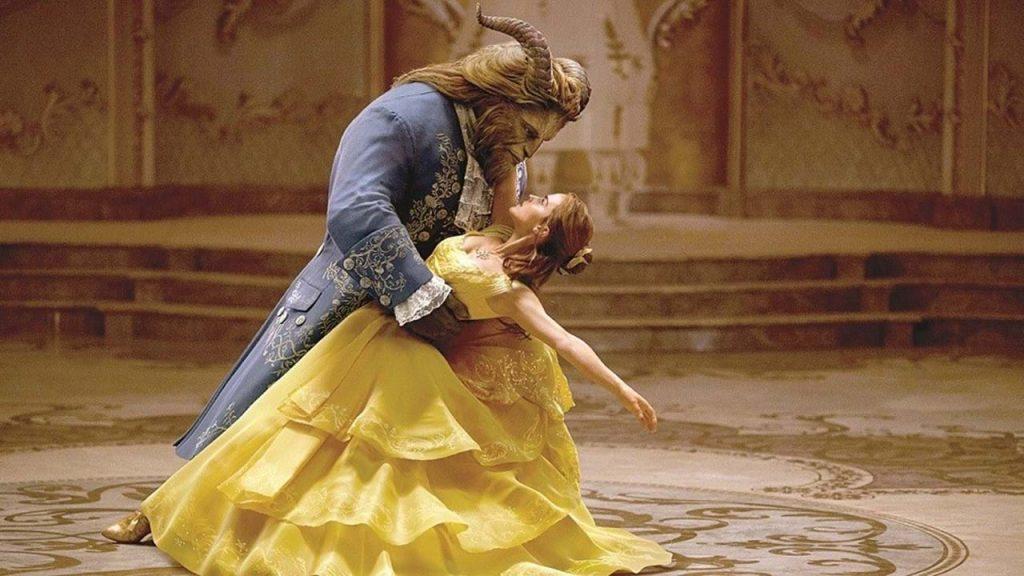 Romance Bela e o Monstro