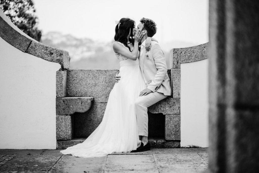 Sessão de casamento no Palácio do Freixo