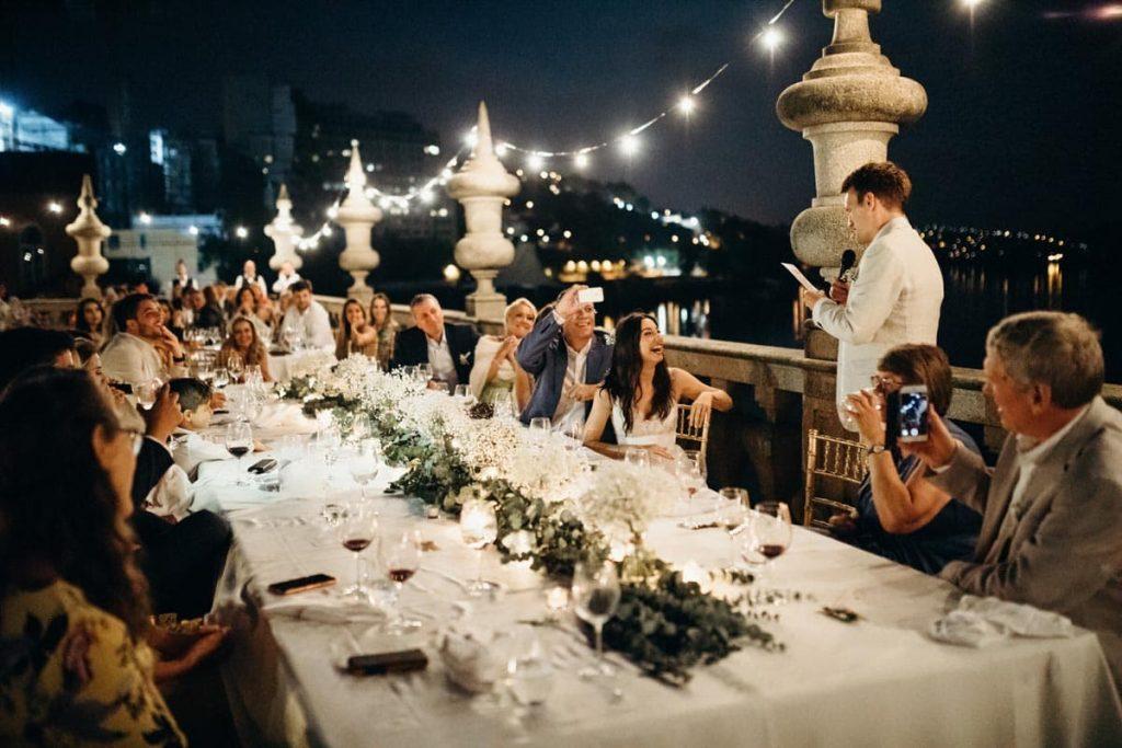 casamento no Palácio do Freixo